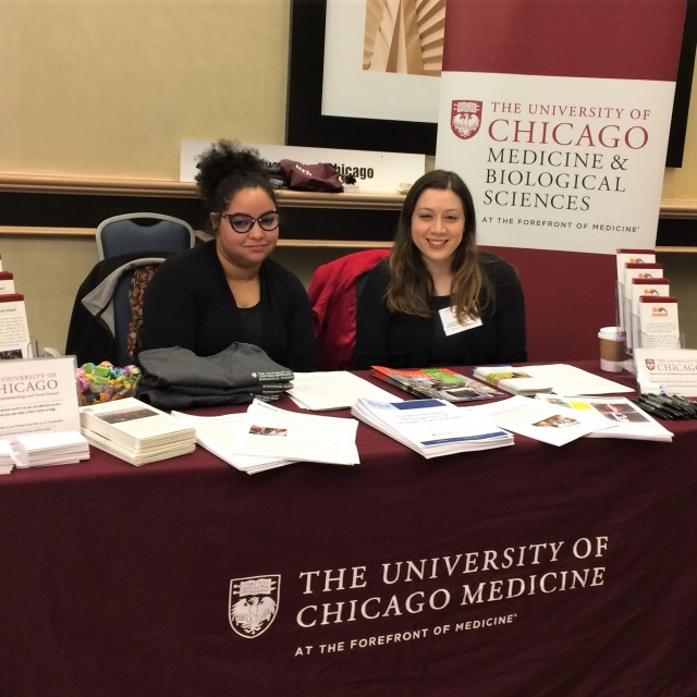 UCM Booth Pic